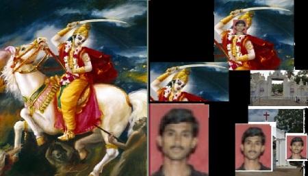 R M Ramesh Babu claiming as Kalki