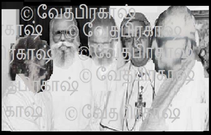 John Ganesh, Deivanayagam, Gnanasigamani, Mariadass, Arulappa