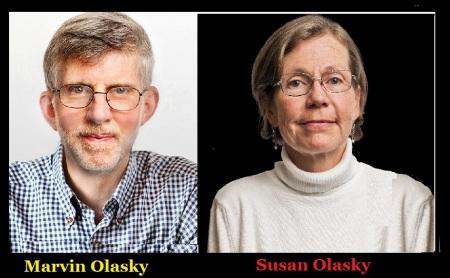 Marvin olasky - Susan olasky visiting temples